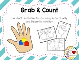 Grab and Count: Hands-On Practice in Counting and Beginnin