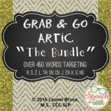 """Grab & Go Artic-No Print Articulation """"The Bundle"""""""