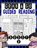 Grab & Go Guided Reading: Bossy R