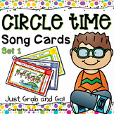 Fingerplays and Songs for Early Childhood Circle Time Morn