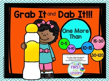 Grab It And Dab It: One More Than