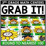 Grab It Round to Nearest Hundred September Math Center