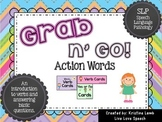 Grab N' Go Action Words