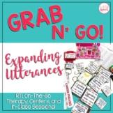 Grab N' Go Expanding Utterances