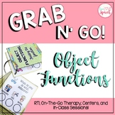 Grab N' Go Object Functions