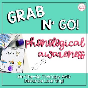 Grab N' Go Phonological Awareness
