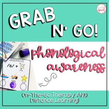 Grab N' Go Phonological Awareness
