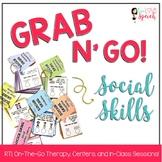 Grab N' Go Social Skills