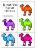 Grab That Camel! ( a VC/V Word Game) Orton-Gillingham Inspired
