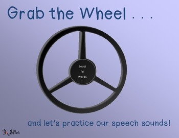 Grab The Wheel (Initial /s/ Words)
