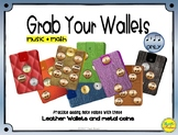 Grab Your Wallets - Quarter Note,Quarter Rest, Paired Eigh