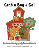 Grab a Bag and Go! Developmentally Appropriate Homework Pa