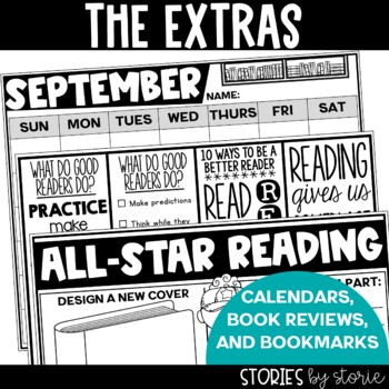 Reading Response Sheets & Graphic Organizers