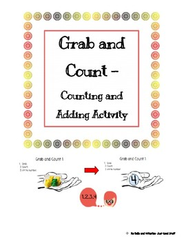 Grab and Count - Counting and Adding