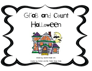 Grab and Count Halloween