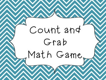 Grab and Count Math Game