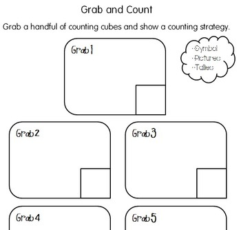Grab and Count Template