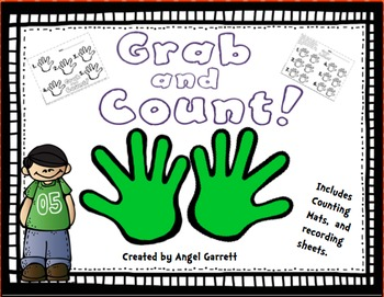 Grab and Count (a Counting and Cardinality Math Game)