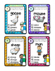 Grab and Dab Scoot for Irregular Plural Nouns (whole word