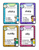 Grab and Dab Scoot for Adjectives and Adverbs