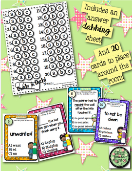 Grab and Dab Scoot for Prefixes