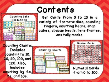 Grab and GO! Math Toolkit for Kindergarten Counting, Addition, Shapes, and MORE
