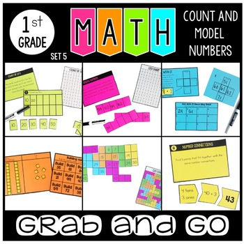 Grab and Go Count and Model Numbers