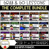 Grab and Go Lessons - The Complete Bundle