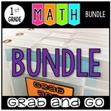 Grab and Go Math Bundle