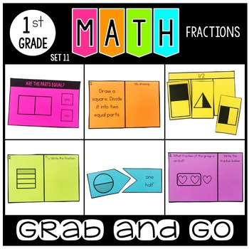 Grab and Go Fractions