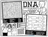 Grab-and-Go Notes: DNA Activities and Games Worksheet