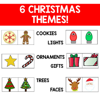 Christmas Math Centers for Graphing (Data Management)
