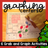 Graphing Centers for Data Management - Christmas Theme