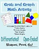 Grab and Graph Math Activity