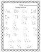 Grab and Trace Letter Recognition