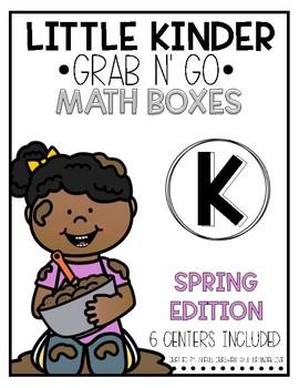 Grab-n-Go: Spring Math Centers