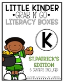 Grab-n-Go: St.Patrick's Day Literacy Centers