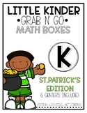 Grab-n-Go: St.Patrick's Day Math Centers
