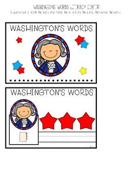 Grab-n-Go: President's Day Literacy Centers