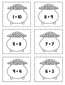 Grab the Gold: A Fun Math Facts Game