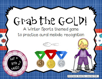 Grab the Gold - Aural Melody Recognition Game  {sol mi}