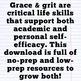 Grace & Grit (Rainbow) Bundle: Save 40%