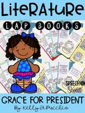 Grace for President Literature Lap Book