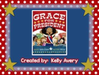 2nd Grade Reading Street Grace for President 6.5