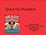 Grace for President Picture Book Unit Editable