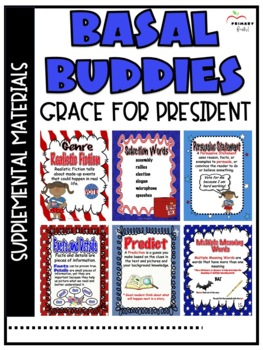 Grace for President-Reading Street (2013) 2nd Grade Unit 6 Week 5