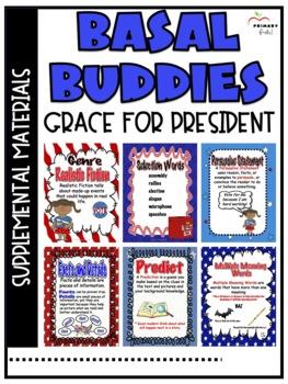 Grace for President-Reading Street (2013) 2nd Grade Unit 6 Week 5