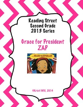Grace for President ZAP