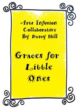 Prayers And Graces For Little Ones