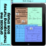 Gracias The Thanksgiving Turkey - Guided Reading/lesson plan/Unit